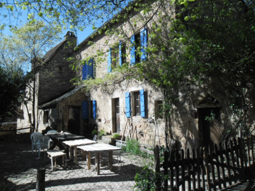 Farm Villeneuve D'aveyron - 9 people - holiday home  #57087