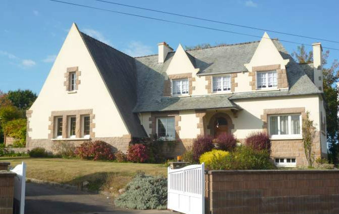 Bed and Breakfast Morlaix - 2 people - holiday home  #57089