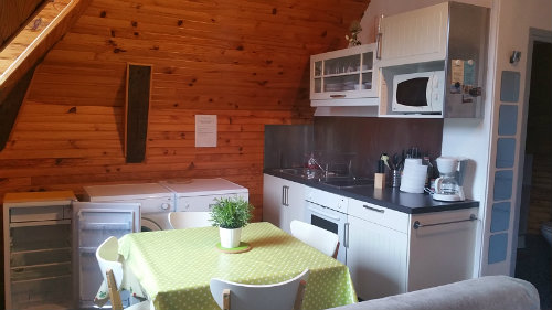 Flat Mont Dore  Dordogne - 4 people - holiday home  #57092