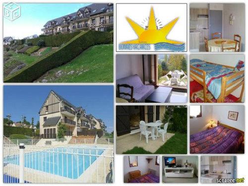 Appartement Houlgate - 4 personen - Vakantiewoning  no 57098