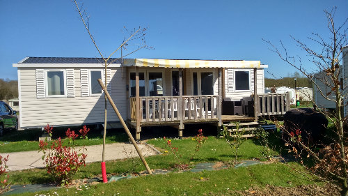 Mobile home Onzain 412 - 6 people - holiday home  #57106