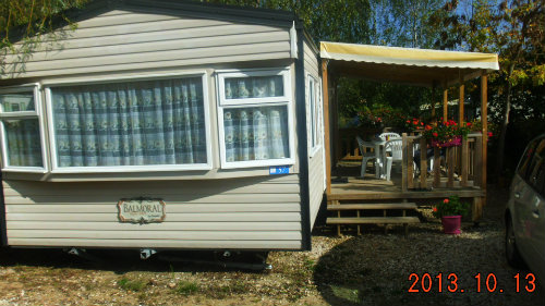 Mobile home Onzain 57 - 4 people - holiday home  #57107