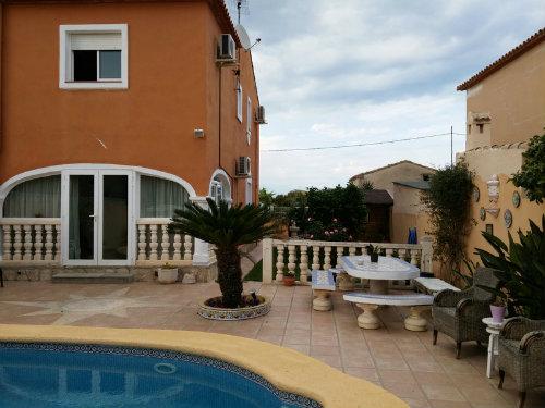 Maison Denia - 7 personnes - location vacances  n°57116
