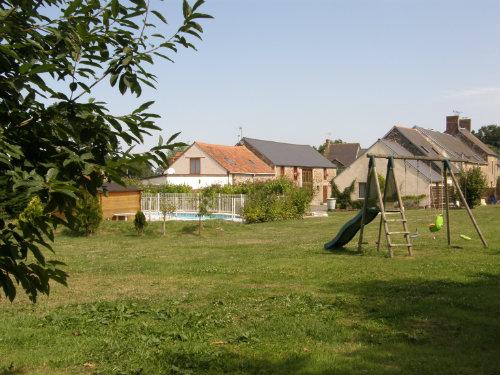 Gite Macey Mont Saint Michel - 8 personnes - location vacances  n°57121