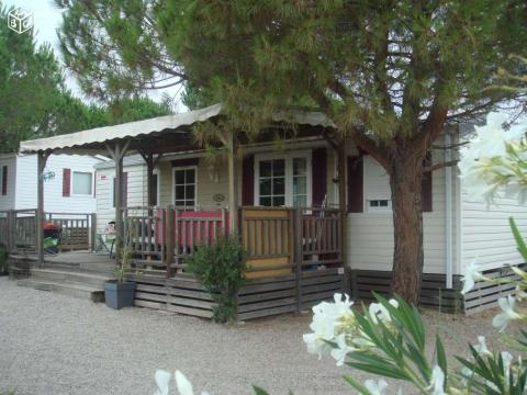 Stacaravan 8 personen Tourbes - Vakantiewoning  no 57126