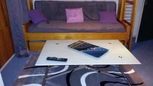 Appartement 3 personnes Superbesse  - location vacances  n°57158