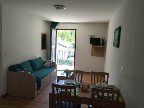 Appartement à Bagneres de luchon pour  4 •   jardin   n°57172