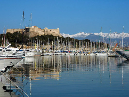 Flat in antibes - Vacation, holiday rental ad # 57214 Picture #19