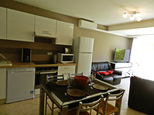 Flat Antibes - 4 people - holiday home  #57214