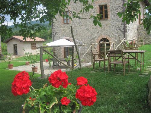 Gite à Villafranca in lunigiana pour  5 •   animaux acceptés (chien, chat...)