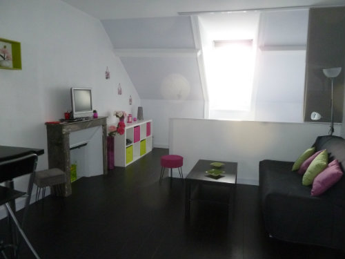 Studio in Saint malo - Vacation, holiday rental ad # 57297 Picture #0