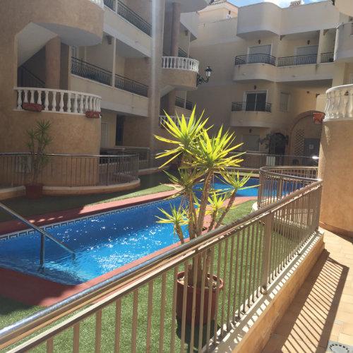 Apartamento Jacarilla - 4 personas - alquiler n°57301