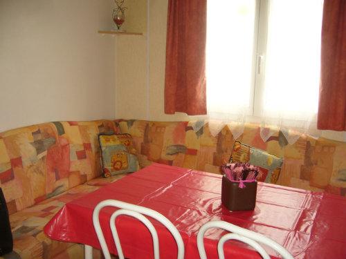 Mobil-home Meschers - 6 personnes - location vacances  n°57308