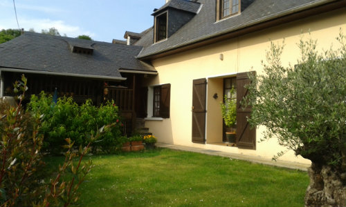 Gite Prechac - 4 people - holiday home  #57341