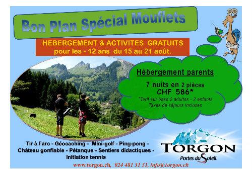 Appartement Torgon - 6 personnes - location vacances  n°57348