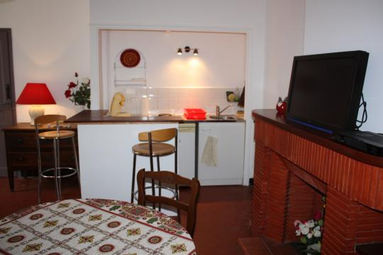 Studio Nyons - 2 people - holiday home  #57353