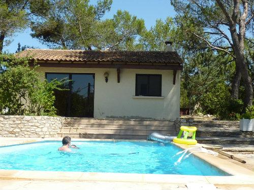 Gite Orgon - 2 personnes - location vacances  n°57356