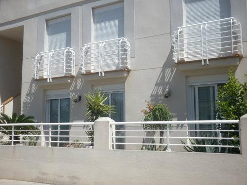 Appartement à Vinaros pour  4 •   avec piscine privée
