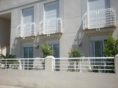 Appartement 4 personnes Vinaros - location vacances  n°57366