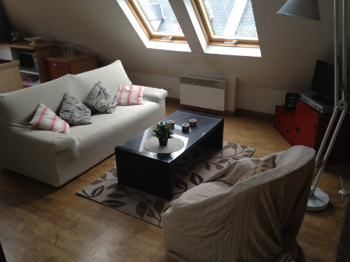 Flat in caen - Vacation, holiday rental ad # 57371 Picture #1