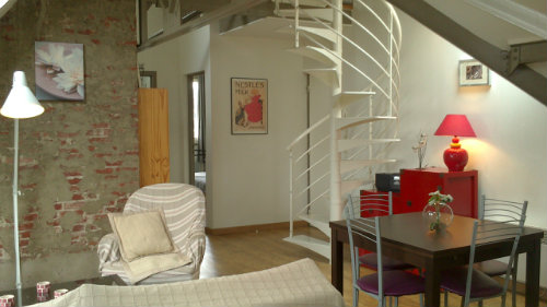 Flat in Caen - Vacation, holiday rental ad # 57371 Picture #4