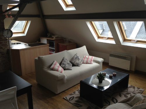 Appartement Caen - 4 personen - Vakantiewoning  no 57371