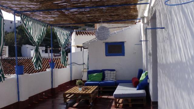 Casa rural 7 personas Benamargosa - alquiler n°57373