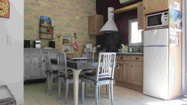 House in MENERBES - Vacation, holiday rental ad # 57397 Picture #4