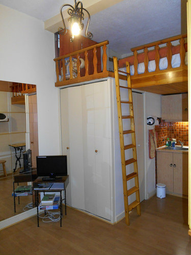 Appartement Valberg - 3 personnes - location vacances  n°57400