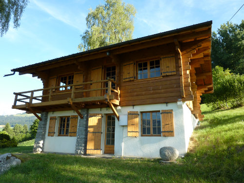 Chalet in Combloux - Vacation, holiday rental ad # 57402 Picture #1