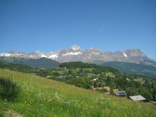 Chalet in Combloux - Vacation, holiday rental ad # 57402 Picture #3