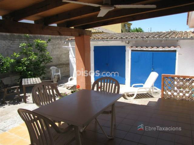 House Deltebre - 7 people - holiday home  #57412