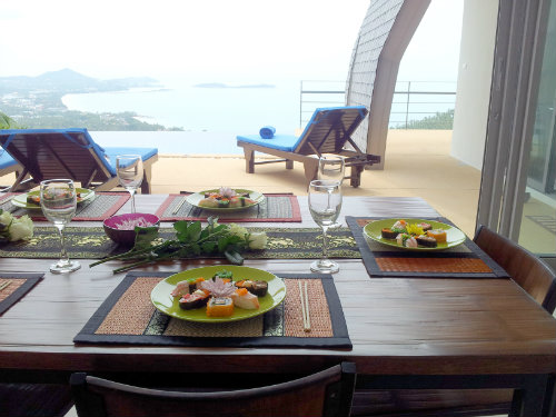 House 6 people Koh Samui - holiday home  #57463
