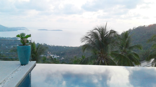 House 6 people Koh Samui - holiday home  #57475
