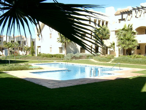 Flat in Los Alcazares - Vacation, holiday rental ad # 57507 Picture #0