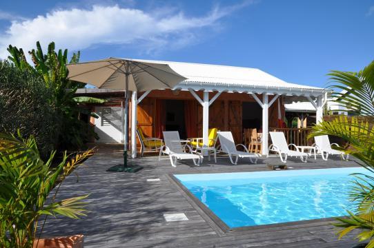 Maison 4 personnes Saint Francois  - location vacances  n°57526