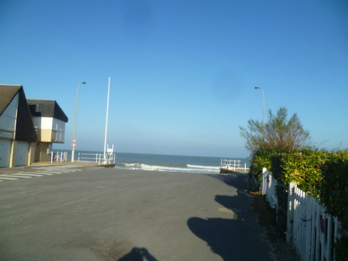 Courseulles sur mer -    animals accepted (dog, pet...)