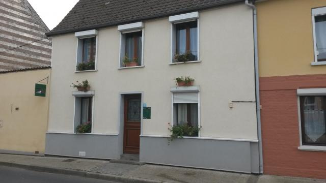 House Domart En Ponthieu - 8 people - holiday home  #57546