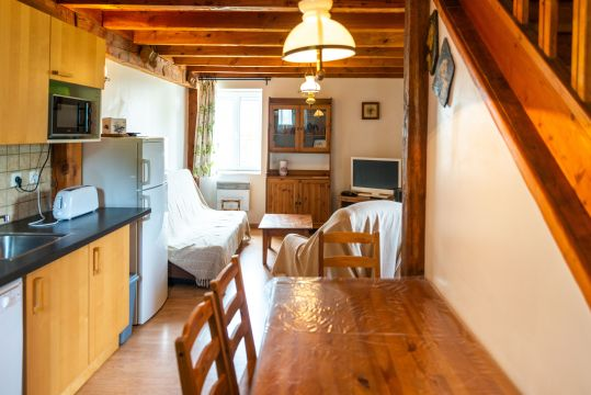 Gite in Hameau le moulinet le soulie-Hiver - Vacation, holiday rental ad # 57558 Picture #10 thumbnail
