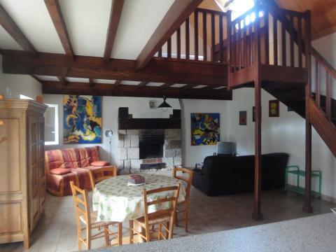Maison Riantec - 4 personnes - location vacances  n°57563