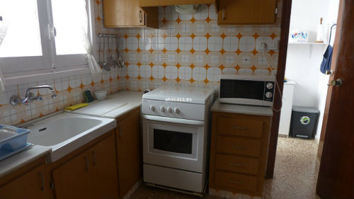 Flat in Oliva - Vacation, holiday rental ad # 57598 Picture #5