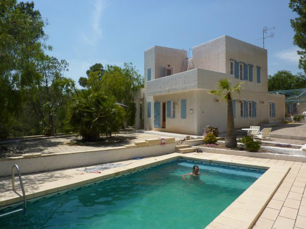 Casa en Crevillente para  7 •   con piscina privada  n°57601