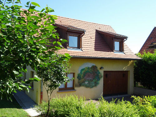 Gite Orschwiller - 4 people - holiday home  #57606