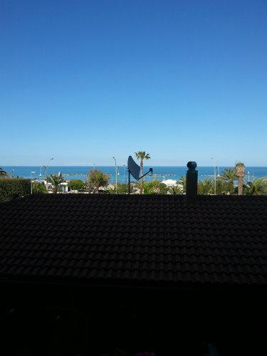 Appartement in San benedetto del tronto voor  4 •   uitzicht op zee   no 57607
