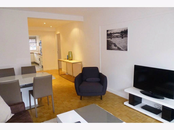 Flat in Paris - Vacation, holiday rental ad # 57615 Picture #5