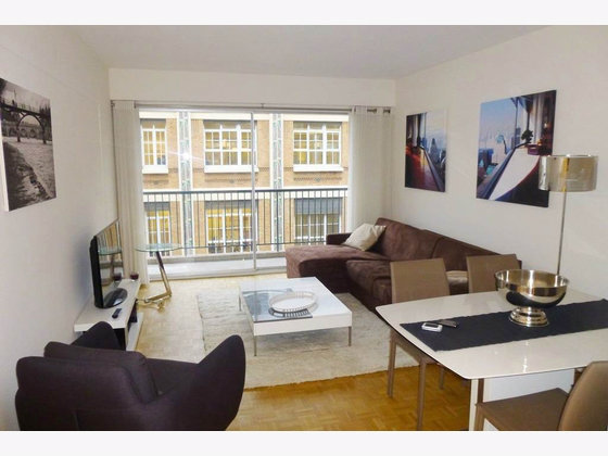 Flat 2 people Paris - holiday home  #57615