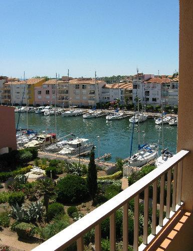 Appartement Cap Agde - 4 personnes - location vacances  n°57632