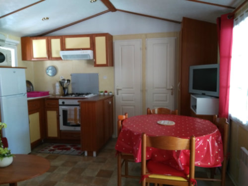 Mobile home in Cap d'agde - Vacation, holiday rental ad # 57648 Picture #10