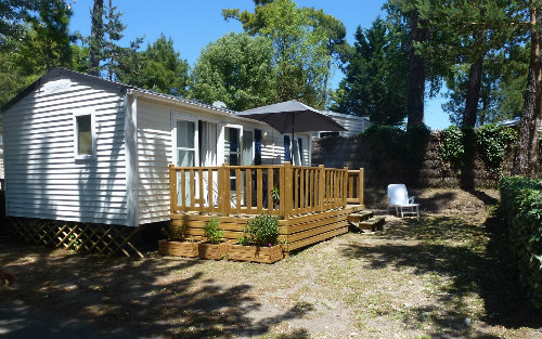 Mobile home St Jean De Monts - 6 people - holiday home  #57661
