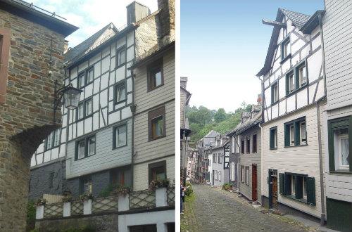 Huis in Monschau voor  6 •   hoog luxe niveau